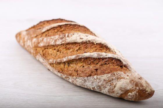 Multiseed Artisan Bread